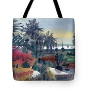 Afternoon In The Keys Tote Bag
