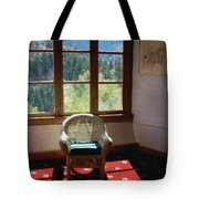 Afternoon In The Solarium Tote Bag