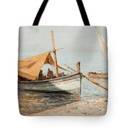 Afternoon In Toulon Tote Bag
