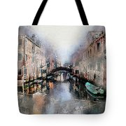 Afternoon In Venice IIi Tote Bag