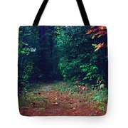 Afternoon Journey Tote Bag