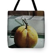 Afternoon Lemon Tote Bag