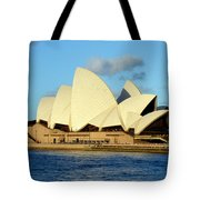 Afternoon Light On The Sydney Opera House Tote Bag