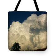 Afternoon Monsoon Tote Bag