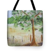 Afternoon On The Farm 2 Tote Bag