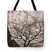 Afternoon Rain Tote Bag