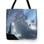 Afternoon Reminder Tote Bag