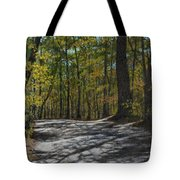 Afternoon Shadows - Oconne State Park Tote Bag