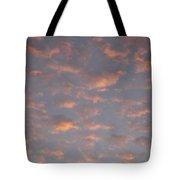 Afternoon Sky 11 Tote Bag