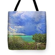 Afternoon Thunder Tote Bag