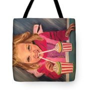 Afternoon Treat  Tote Bag