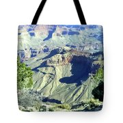Afternoon View Grand Canyon Tote Bag