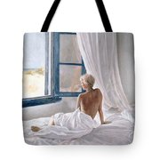 Afternoon View Tote Bag by John Worthington