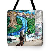 Against The Norm Tote Bag