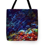 Against The Tide Tote Bag