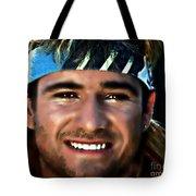 Agassi Tote Bag