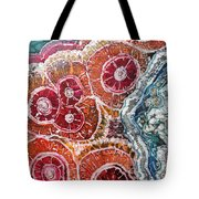 Agate Inspiration - 16a Tote Bag