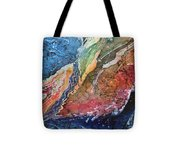 Agate Inspiration - 21a Tote Bag