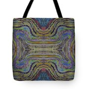 Agate Inspiration - 24c  Tote Bag