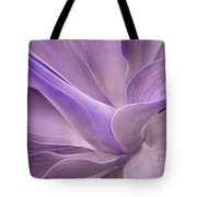 Agave Attenuata Abstract 2 Tote Bag