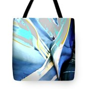 Agave Flair Abstract Tote Bag
