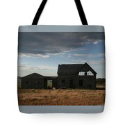 Age Before Beauty Tote Bag