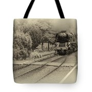 Age Of Steam Tote Bag