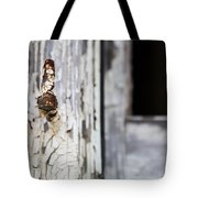 Aged To A Point Tote Bag