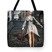 Ageless Fashion Tote Bag