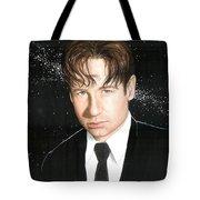 Agent Mulder Tote Bag