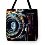 Agfa Record II Tote Bag