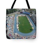 Aggie Track Tote Bag