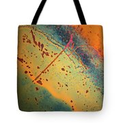 Aging In Colour 3 Tote Bag