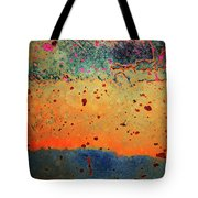 Aging In Colour Tote Bag
