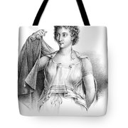 Agnodice, Ancient Greek Physician, 4th Tote Bag
