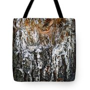 Agony And Ecstasy Tote Bag