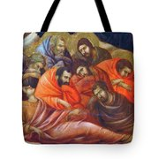 Agony In The Garden Fragment 1311 Tote Bag