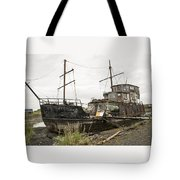 Aground Tote Bag