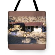 Aguereberry Camp - Death Valley Tote Bag