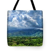 Aguirre Valley Tote Bag