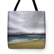 Ahead Of Sandra Tote Bag