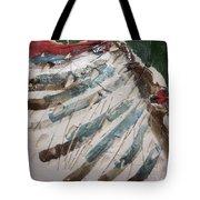 Ahoy - Tile Tote Bag