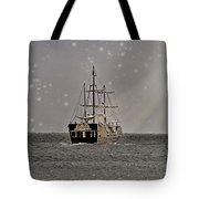 Ahoy Matey Tote Bag