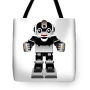 Ai Robot Tote Bag