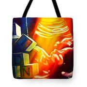 Aiden Tote Bag