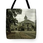 Aiken County Courthouse Tote Bag