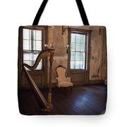 Aiken Rhett House Living Room Tote Bag