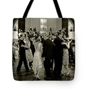 Aileen Pringle Lew Cody Adam And Evil 1927 Tote Bag
