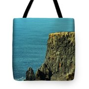 Aill Na Searrach Cliffs Of Moher Ireland Tote Bag