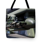 Aim-92 Stinger Weapon And Gunpod Tote Bag
